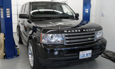 Kirkland Range Rover Repair and Service