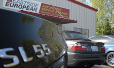 Mercedes Auto Repair and Service - Kirkland Location